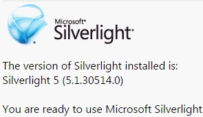 Silverlight Ready to use