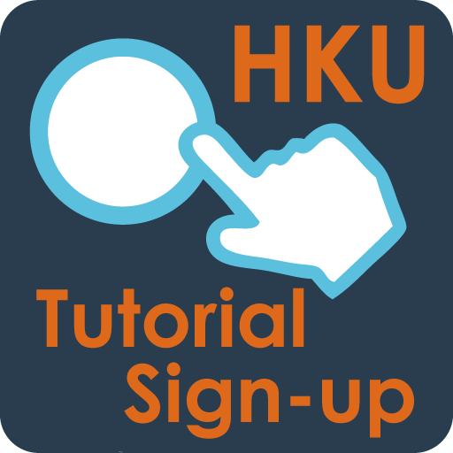 Tutorial Sign-up app